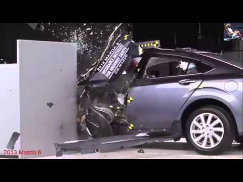 2013 2015 new crash test audi a4 bmw mazda 6 youtube. Black Bedroom Furniture Sets. Home Design Ideas