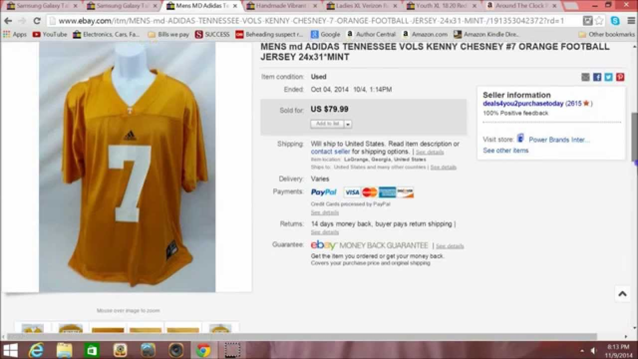 6 Items That I Have SOLD On EBAY / How to make money on ebay - YouTube
