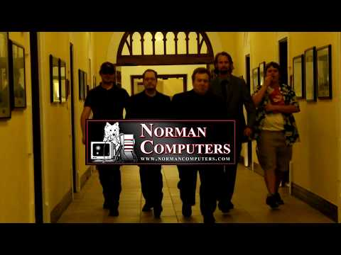 Norman Computers Intro Video 1