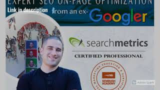 I will do on page SEO optimizations