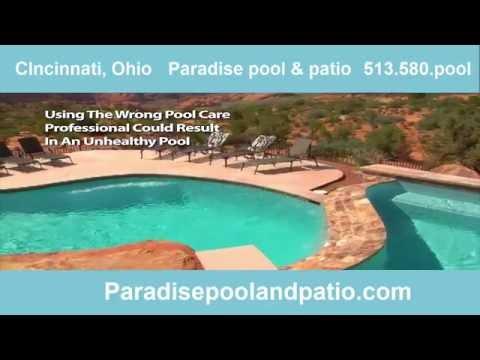 Beautiful Paradise Pool U0026 Patio Promo