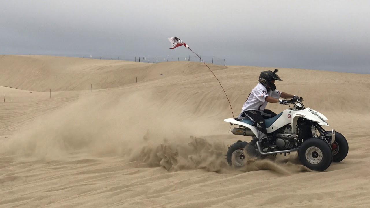 Pismo Beach Sand Dunes Summer 2017