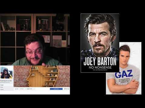 Book Review #30 / 31- Gaz (and my parsnip) / Joey Barton Non Nonsense