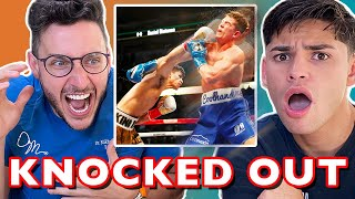 Doctor Reacts to My Fiercest Knockouts