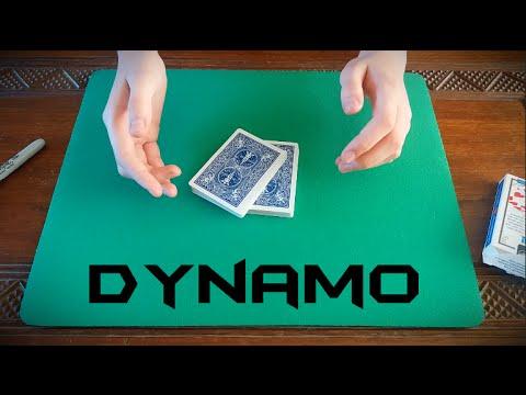 Dynamo TELEKINESIS Trick!