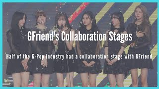 GFriend's Collaboration Stages