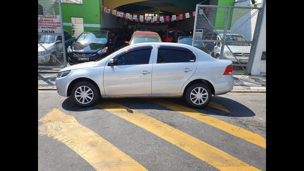VW/ VOYAGE TREND 1.0 BÁSICO TEM SCORE BAIXO LIGA AGORA!!!