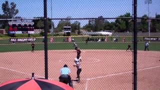 UH Softball Highlights vs. Pacific Game #3 5-11-13