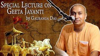 Gita Jayanti Special Lecture by H.G. Gauranga Das
