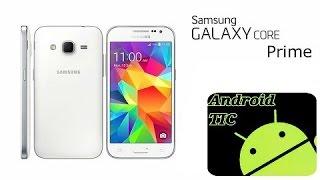 Formateo (hard reset)  Samsung Galaxy Core Prime (G360M)