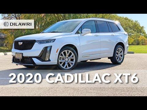 2020 Cadillac XT6: REVIEW