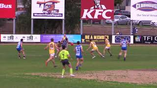 Round 18 NTHvWIL Highlights