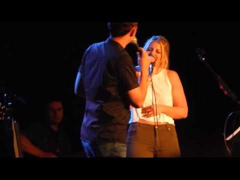 """Scotty McCreery and Lauren Alaina """"I Told You So"""" Scotty McCreery Fan Club Party June 10, 2015"""