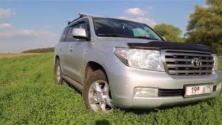 "Тест-Драйв Toyota Land Cruiser 200 2010. Kremlevsky. ""Пахан"""