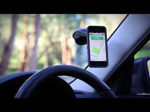 Quad Lock IPhone Car Mount