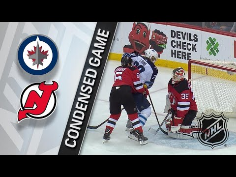 03/08/18 Condensed Game: Jets @ Devils