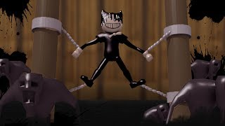Minecraft | Bendy and The Ink Machine - DEMON BENDY