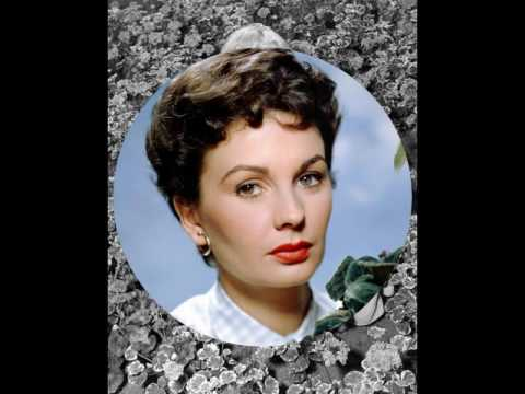 Джин Симмонс (Jean Simmons) musical slide show