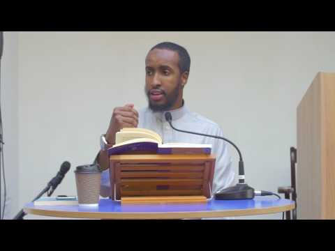 Part 4 || Explanation of Etiquettes of Critical theory  and Debate  || Ustadh AbdulRahman Hassan