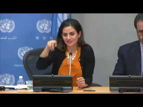 "Amnesty International on ""Death Sentences and Executions 2016"" - Press Conference (11 April 2017)"