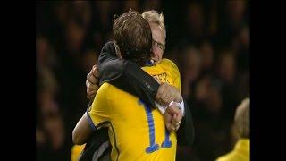 Magiska segern mot Holland som tog Sverige till EM - TV4 Sport