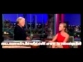 WATCH THIS Michelle Beadle in Late Show with David Letterman 2010 09 01 (Part 1)