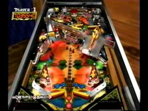 Pinball Hall of Fame - The Williams Collection - Black Knight (17 Million Pts.)