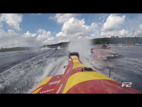 Race - UIM F2 Grand Prix of Lithuania 2017