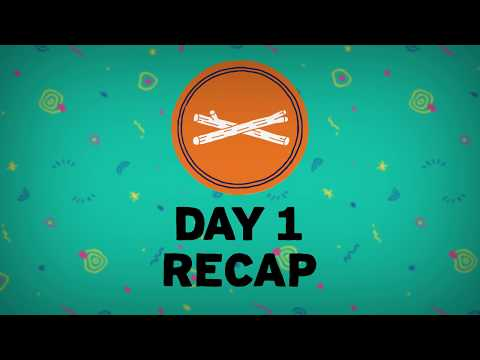 Treefort 2018: Day 1 in under a minute