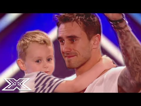 """Hot Dad Joseph Whelan ROCKS The Stage & Melts Everyone's Heart With """"Whole Lotta Love"""""""