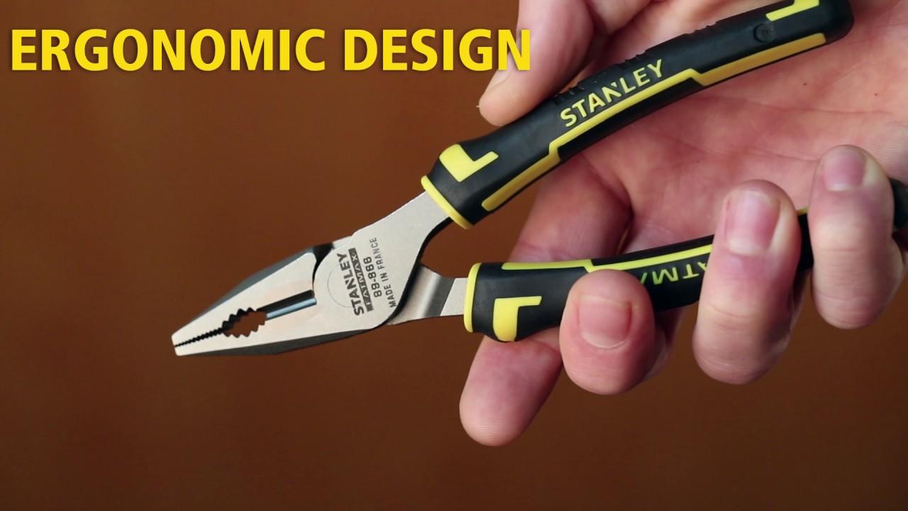 STANLEY® FATMAX® next generation pliers