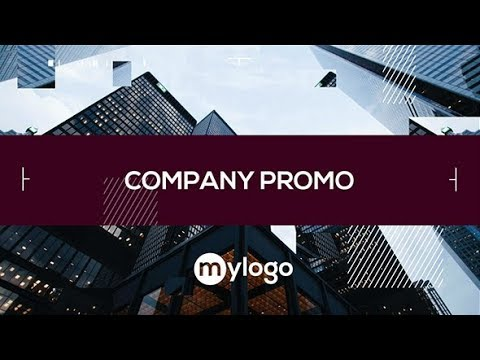 Company Promo | After Effects template