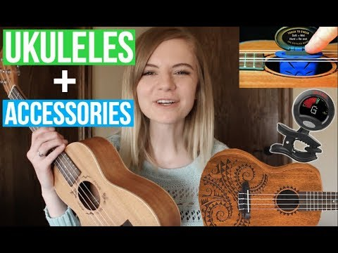 My ukulele recommendations for your Christmas list!!
