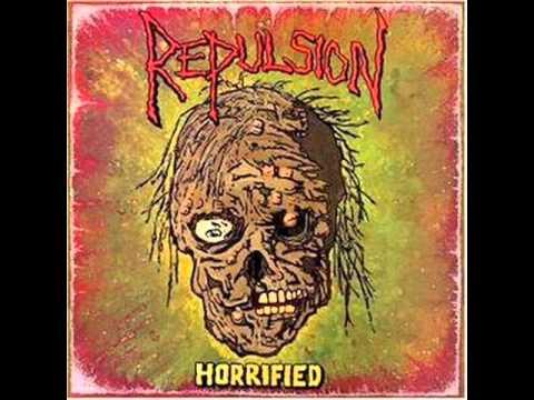 Repulsion-Horrifed (full album)