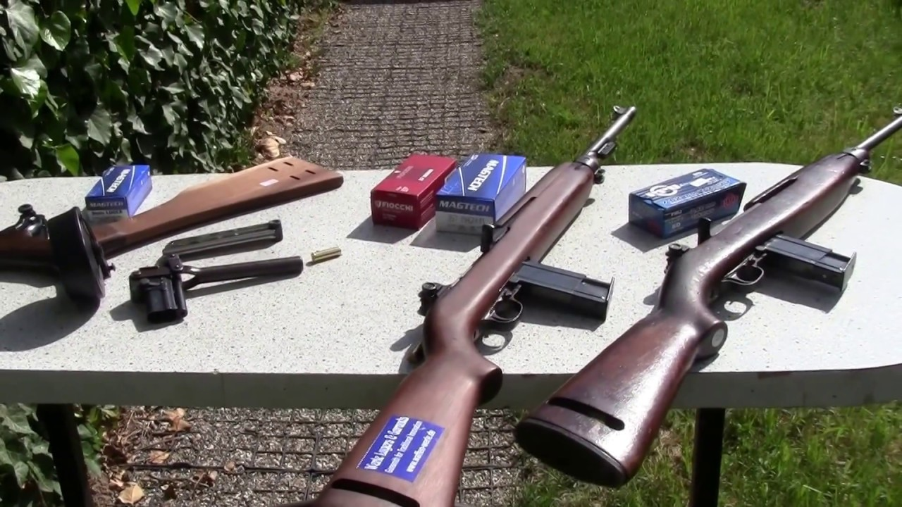 A small Gun Show Artillery Luger, M1 Carbine in 7 62 Tok  and  357 Magnum