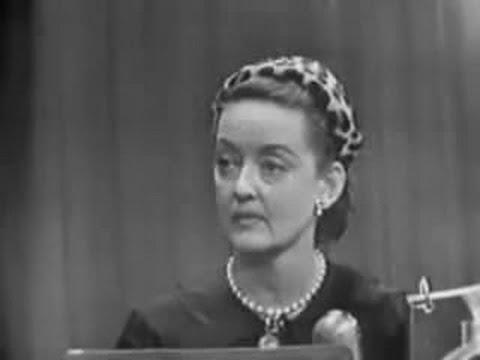 What's My Line? - Bette Davis (Oct 5, 1952) [W/ COMMERCIALS]