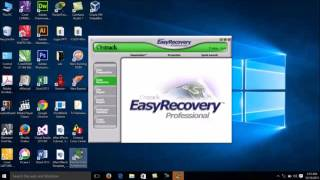 Tutorial Instal EasyRecovery Professional
