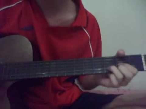 Paperweight Guitar