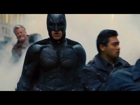 Revolutionary Movies: The Dark Knight Rises Review