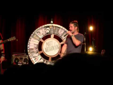 Matt Nathanson Live at Majestic Theatre Madison WI 10 19 2015 Full Set