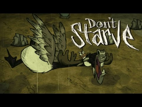 Don't Starve: Goose/Moose and the Weather Pain (Reign of Giants DLC)