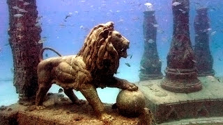 5 неожиданных находок на дне океана