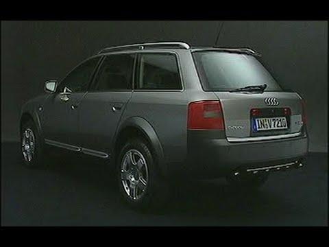 Audi Allroad Quattro (Test - Essai - Reportage) FR 2000
