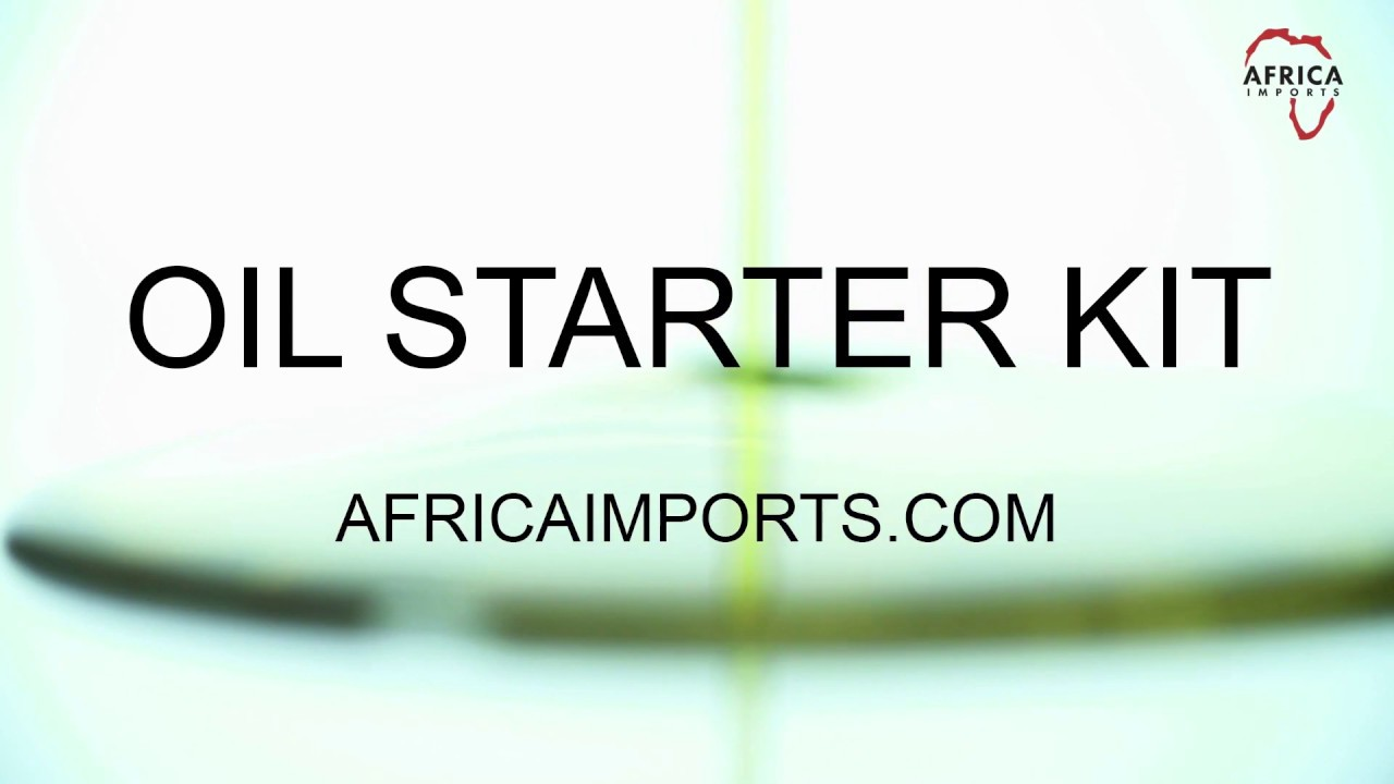 Africa Imports | The Oil Display Starter Kit