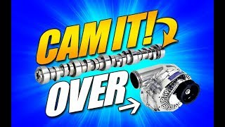 Cam OVER Supercharger!!! Here's WHY