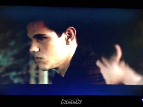 Breaking Dawn Part 1 Deleted Scene - Alice & Jacob Talk