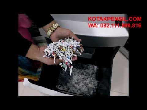 Cara Menggunakan Mesin Penghancur Kertas SECURE PS MAXI 34 CCM   Kotakpensil.com