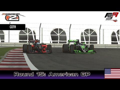 FSR 2016: World Championship Round 15: American Grand Prix