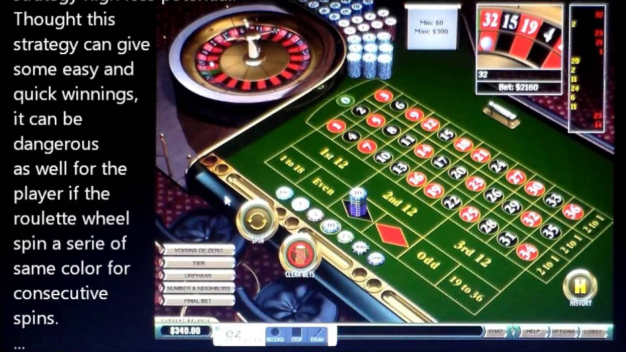 Best roulette betting pattern professional sport betting