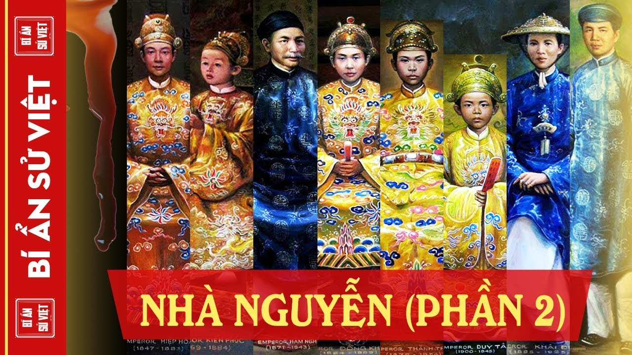 Lịch Sử Việt Nam Triều Đại Nhà Nguyễn (P2) - Giai Đoạn Mất Quyền Tự Chủ | BASV